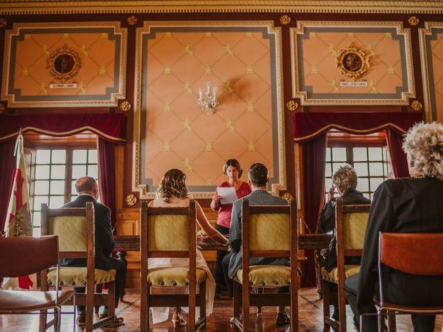 La boda de Markel y Saioa en Bergara, Guipúzcoa 26