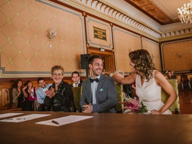 La boda de Markel y Saioa en Bergara, Guipúzcoa 27