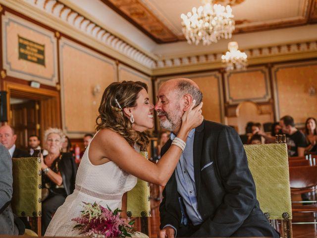 La boda de Markel y Saioa en Bergara, Guipúzcoa 28