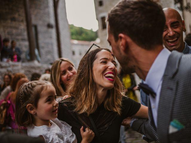 La boda de Markel y Saioa en Bergara, Guipúzcoa 34
