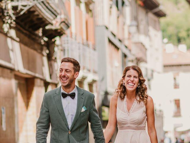 La boda de Markel y Saioa en Bergara, Guipúzcoa 37