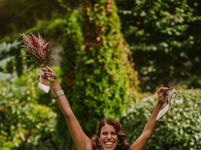 La boda de Markel y Saioa en Bergara, Guipúzcoa 47