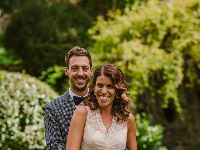 La boda de Markel y Saioa en Bergara, Guipúzcoa 48