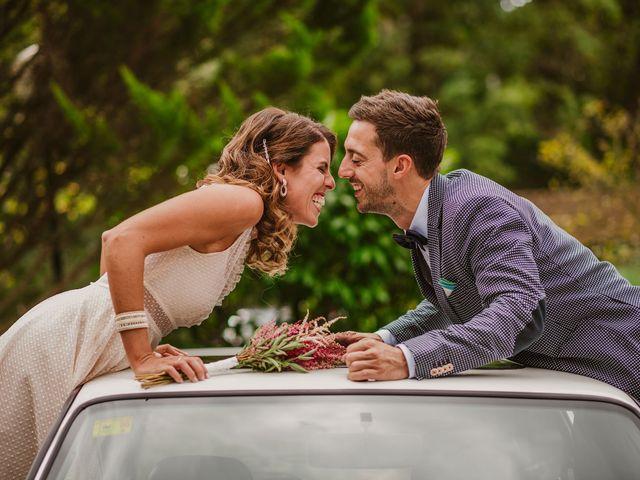 La boda de Markel y Saioa en Bergara, Guipúzcoa 51