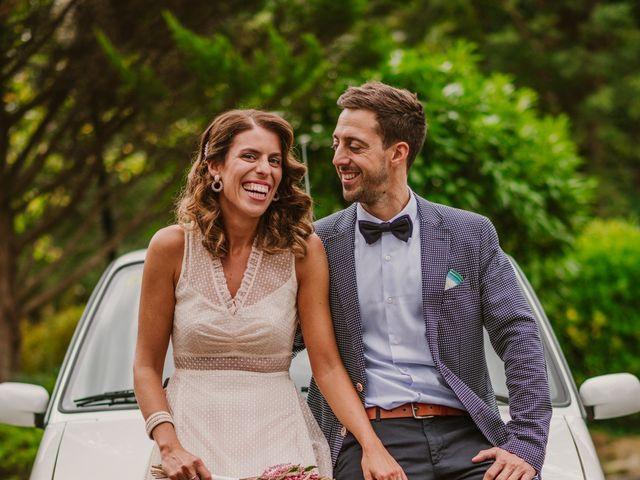 La boda de Markel y Saioa en Bergara, Guipúzcoa 52