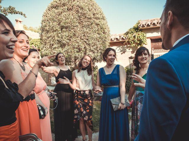 La boda de Álvaro y Elvira en Burujón, Toledo 35