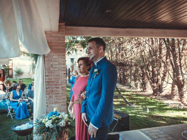 La boda de Álvaro y Elvira en Burujón, Toledo 38