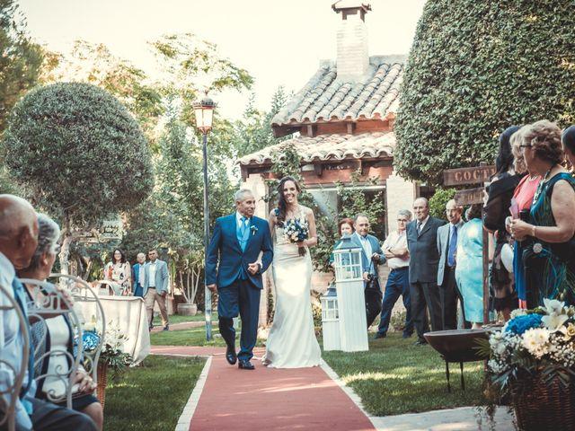 La boda de Álvaro y Elvira en Burujón, Toledo 37