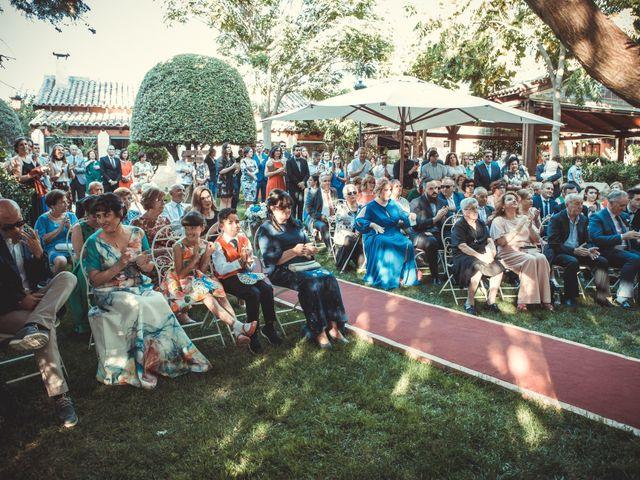 La boda de Álvaro y Elvira en Burujón, Toledo 41