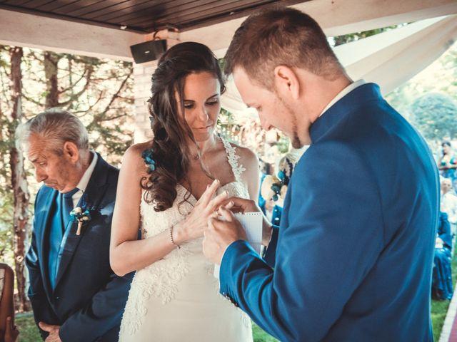 La boda de Álvaro y Elvira en Burujón, Toledo 45