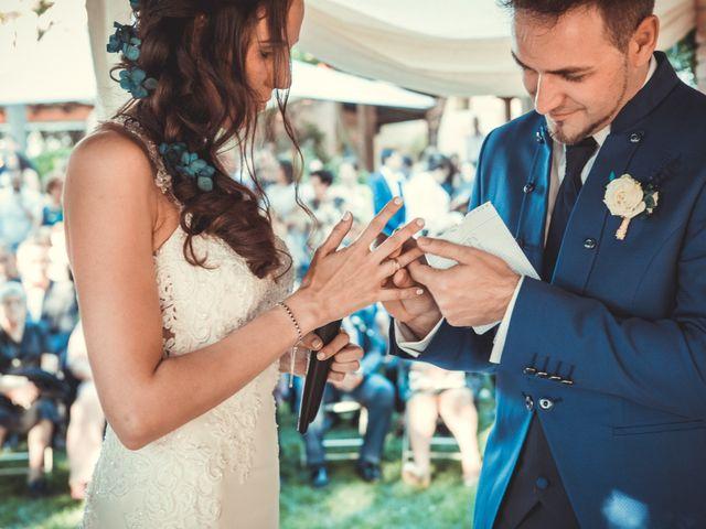 La boda de Álvaro y Elvira en Burujón, Toledo 46