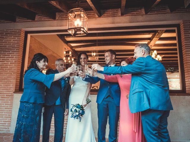 La boda de Álvaro y Elvira en Burujón, Toledo 65