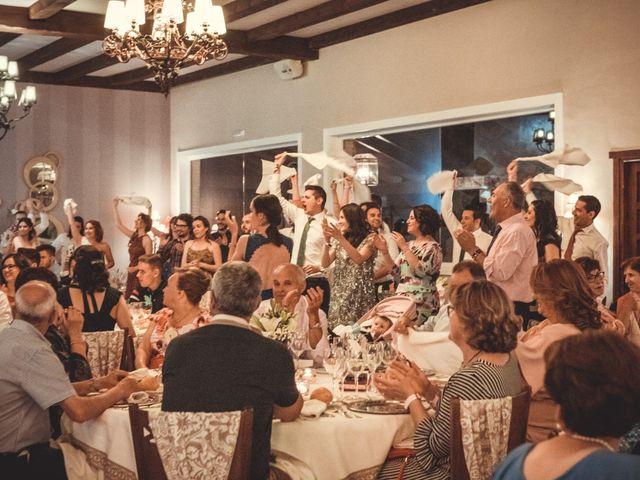 La boda de Álvaro y Elvira en Burujón, Toledo 72