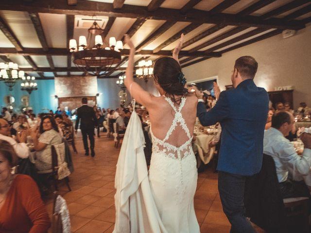 La boda de Álvaro y Elvira en Burujón, Toledo 73