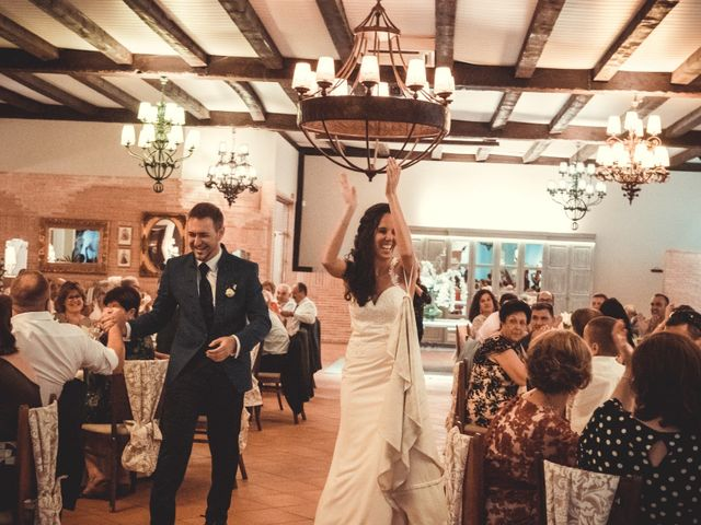 La boda de Álvaro y Elvira en Burujón, Toledo 75