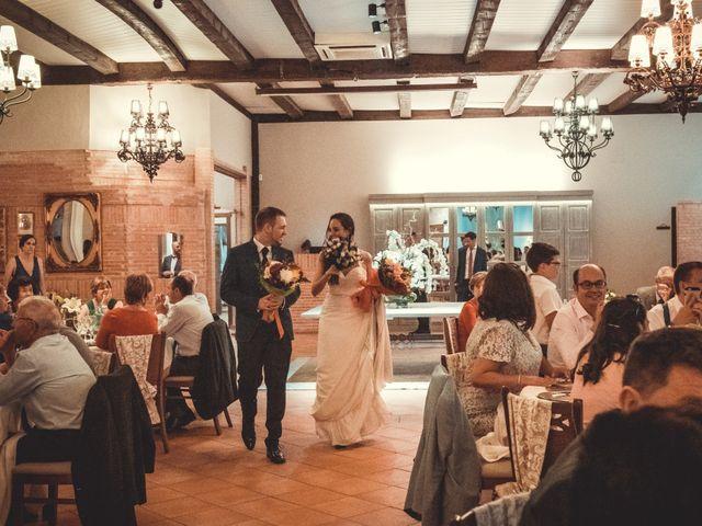 La boda de Álvaro y Elvira en Burujón, Toledo 77