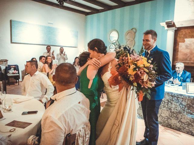 La boda de Álvaro y Elvira en Burujón, Toledo 80