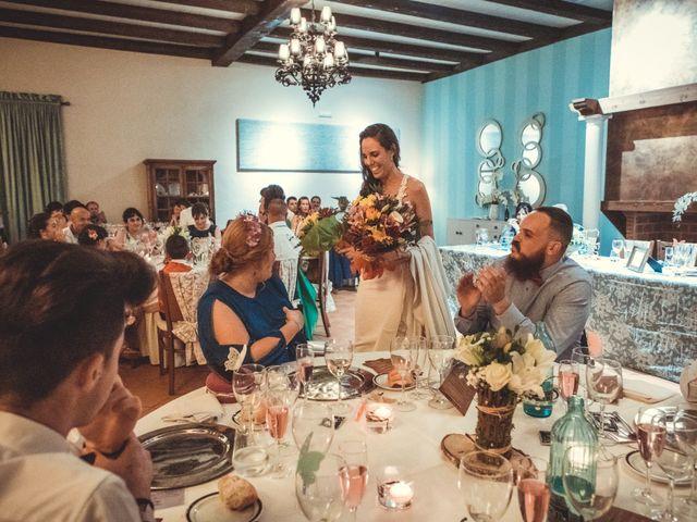 La boda de Álvaro y Elvira en Burujón, Toledo 81