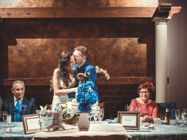 La boda de Álvaro y Elvira en Burujón, Toledo 83