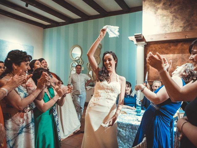La boda de Álvaro y Elvira en Burujón, Toledo 86
