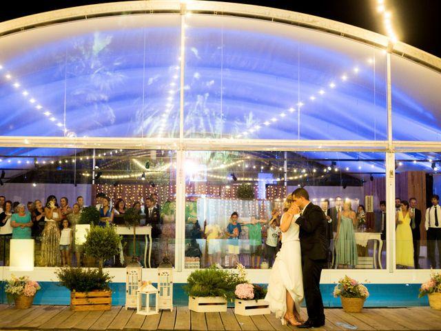 La boda de Mar y Diego