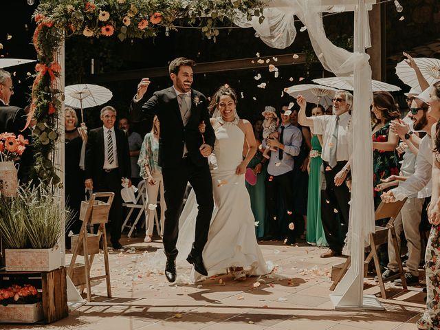 La boda de Maria y Pere