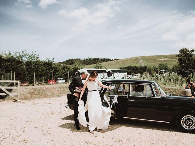 La boda de Sergio y Paula en Bilbao, Vizcaya 36