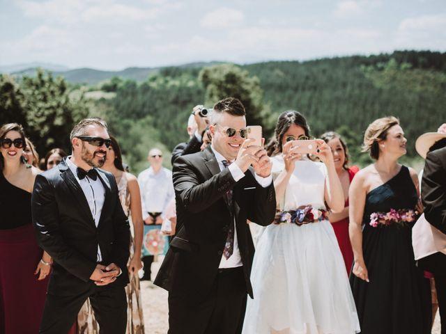 La boda de Sergio y Paula en Bilbao, Vizcaya 38
