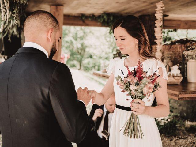 La boda de Sergio y Paula en Bilbao, Vizcaya 57