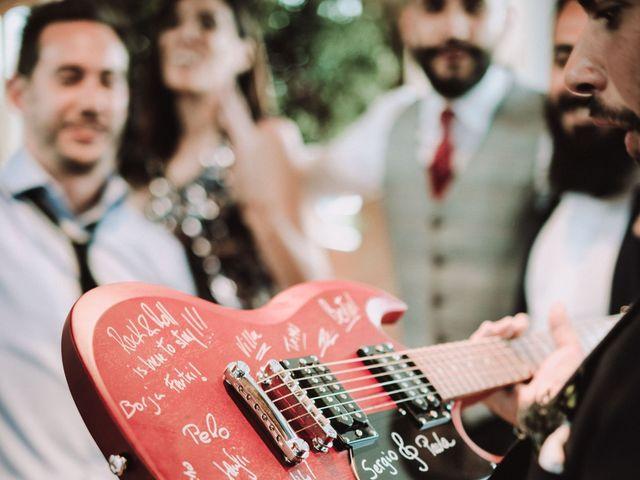 La boda de Sergio y Paula en Bilbao, Vizcaya 98