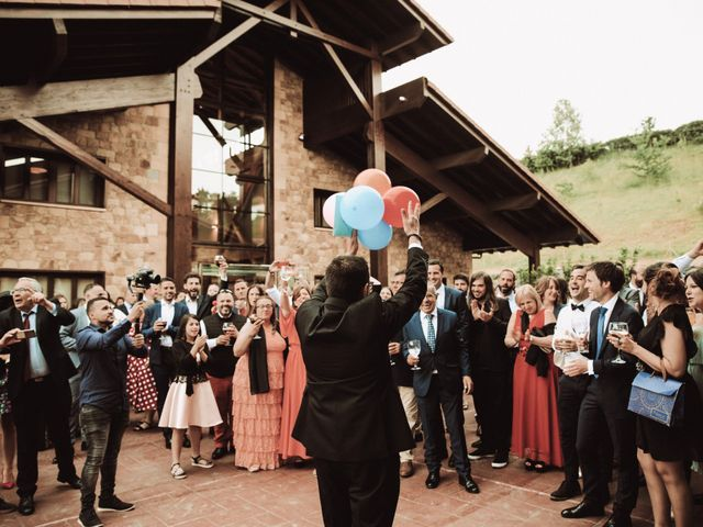 La boda de Sergio y Paula en Bilbao, Vizcaya 103