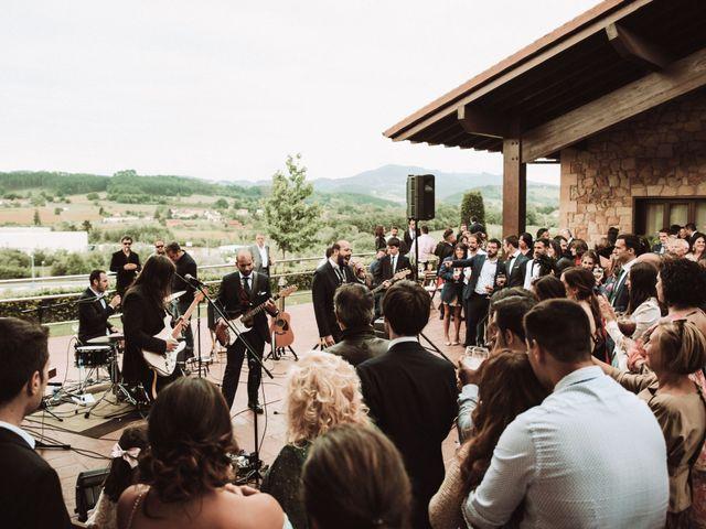 La boda de Sergio y Paula en Bilbao, Vizcaya 112