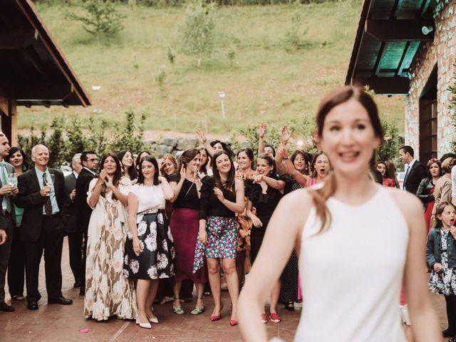 La boda de Sergio y Paula en Bilbao, Vizcaya 118