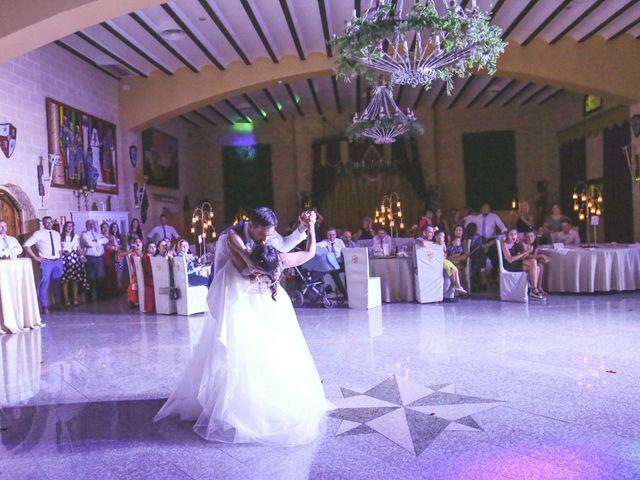 La boda de Ricardo Blanco  y Carla  en Málaga, Málaga 7