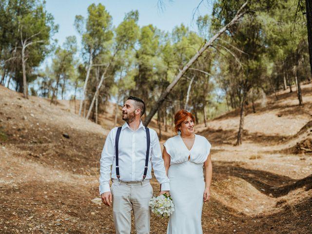 La boda de Joaquiñin y Sheila en Alcudia De Guadix, Granada 3