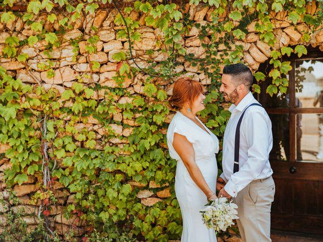 La boda de Joaquiñin y Sheila en Alcudia De Guadix, Granada 9