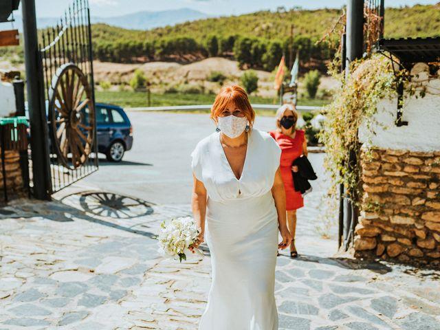 La boda de Joaquiñin y Sheila en Alcudia De Guadix, Granada 12