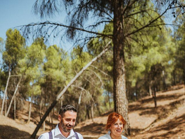 La boda de Joaquiñin y Sheila en Alcudia De Guadix, Granada 16