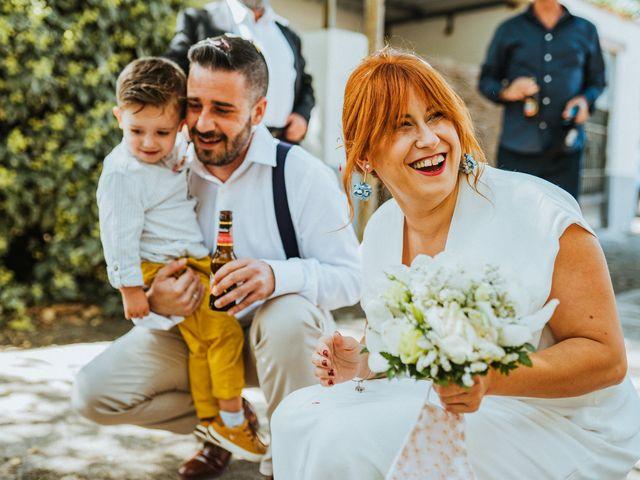 La boda de Joaquiñin y Sheila en Alcudia De Guadix, Granada 18