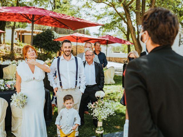 La boda de Joaquiñin y Sheila en Alcudia De Guadix, Granada 21