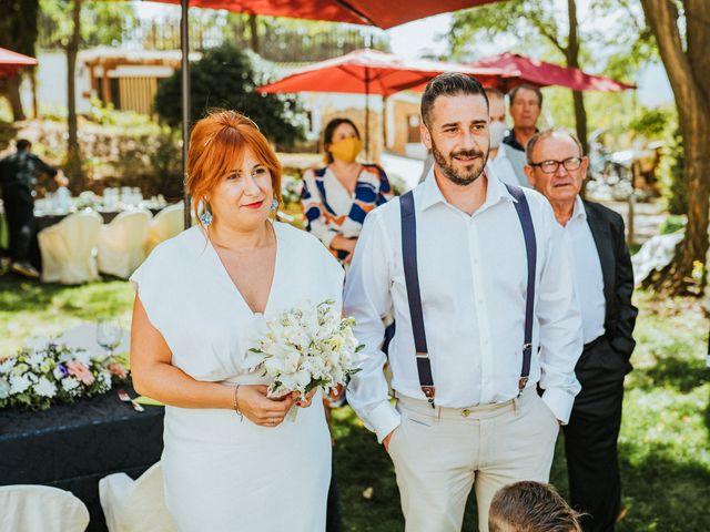 La boda de Joaquiñin y Sheila en Alcudia De Guadix, Granada 22