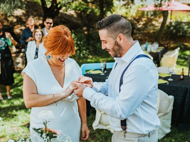 La boda de Joaquiñin y Sheila en Alcudia De Guadix, Granada 25