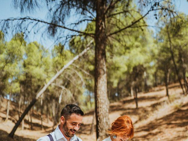 La boda de Joaquiñin y Sheila en Alcudia De Guadix, Granada 1