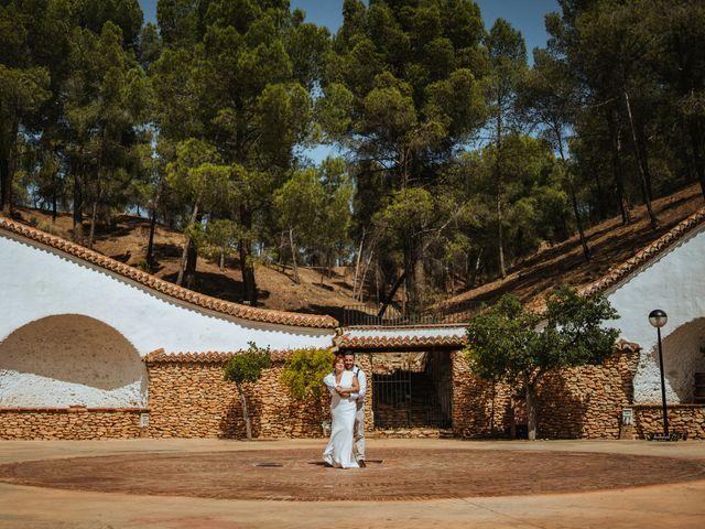 La boda de Joaquiñin y Sheila en Alcudia De Guadix, Granada 36