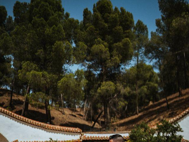 La boda de Joaquiñin y Sheila en Alcudia De Guadix, Granada 37