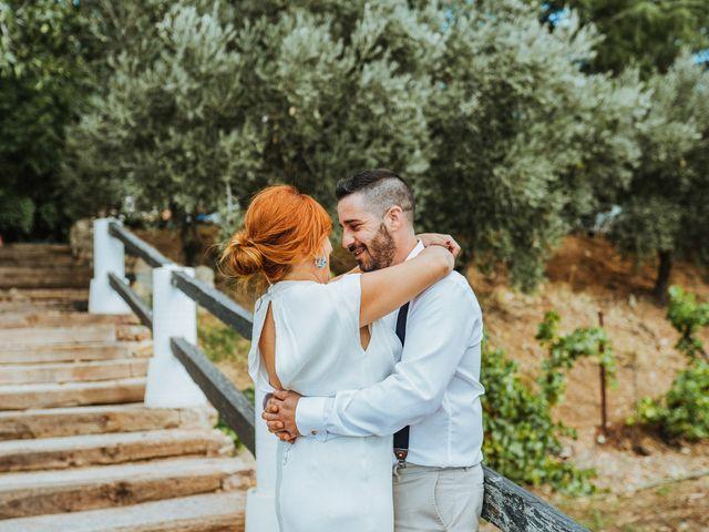 La boda de Joaquiñin y Sheila en Alcudia De Guadix, Granada 41