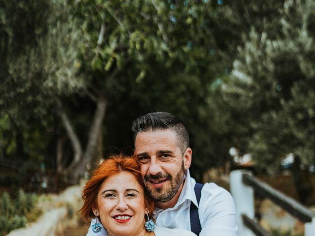 La boda de Joaquiñin y Sheila en Alcudia De Guadix, Granada 42