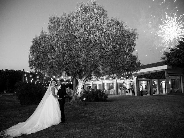 La boda de Abraham y Alba en Godella, Valencia 3
