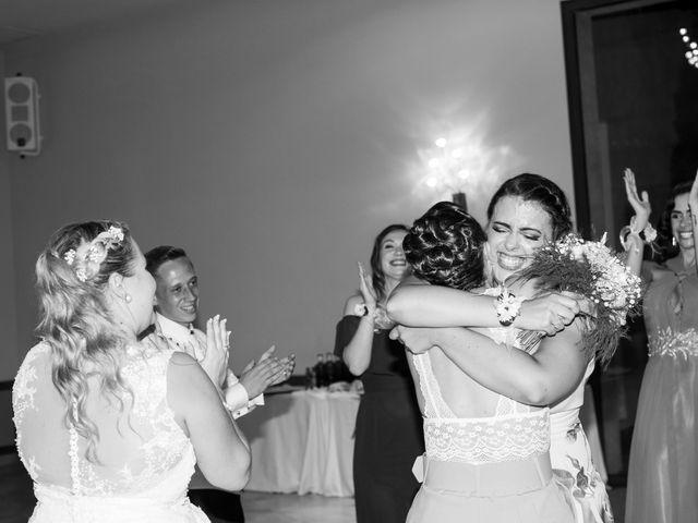 La boda de Abraham y Alba en Godella, Valencia 6