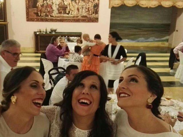 La boda de Antonio y Emma en El Rocio, Huelva 1